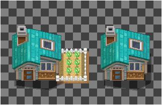 B2W2 : Player House by xAlien95