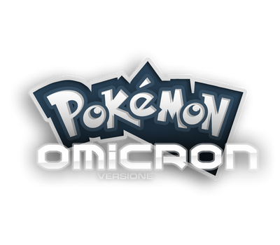 Pokemon Omicron Version Logo