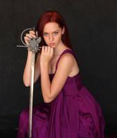 Purple Heart by faestock