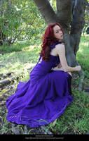 Violet17 by faestock