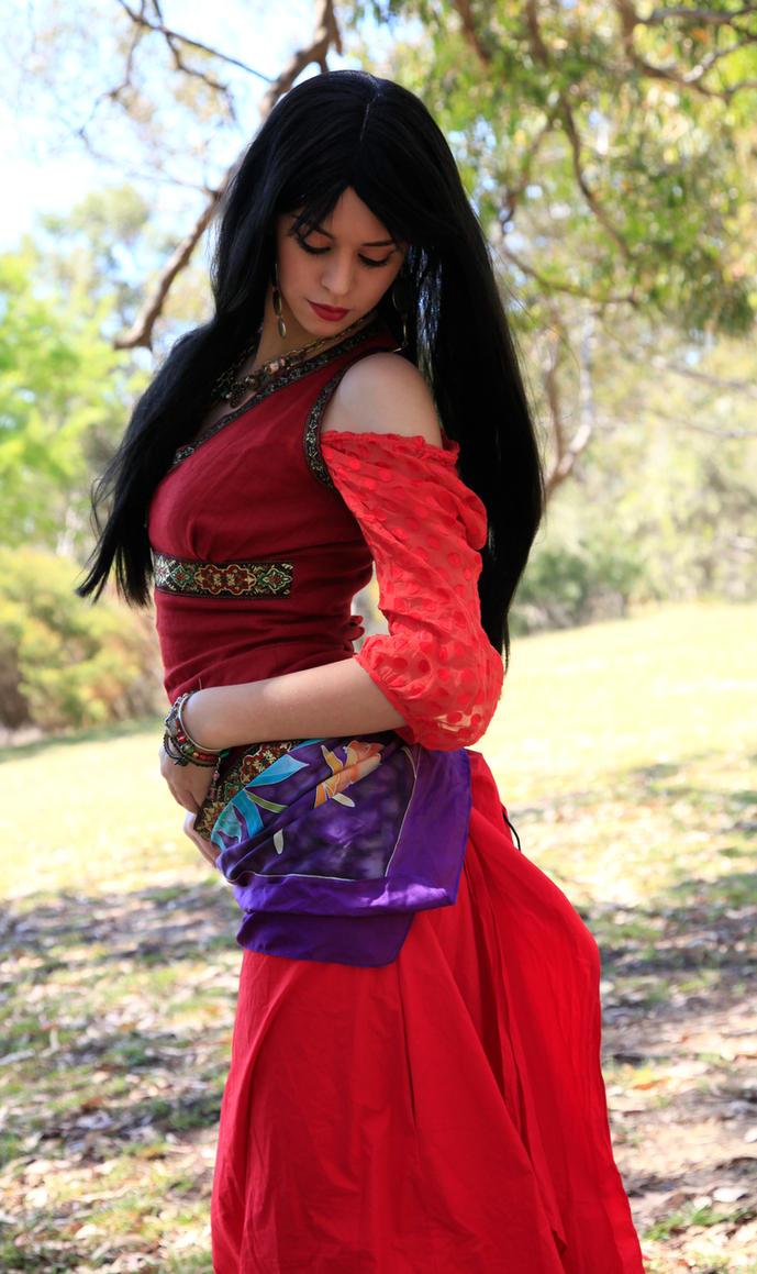 Gypsy Portrait5 by faestock