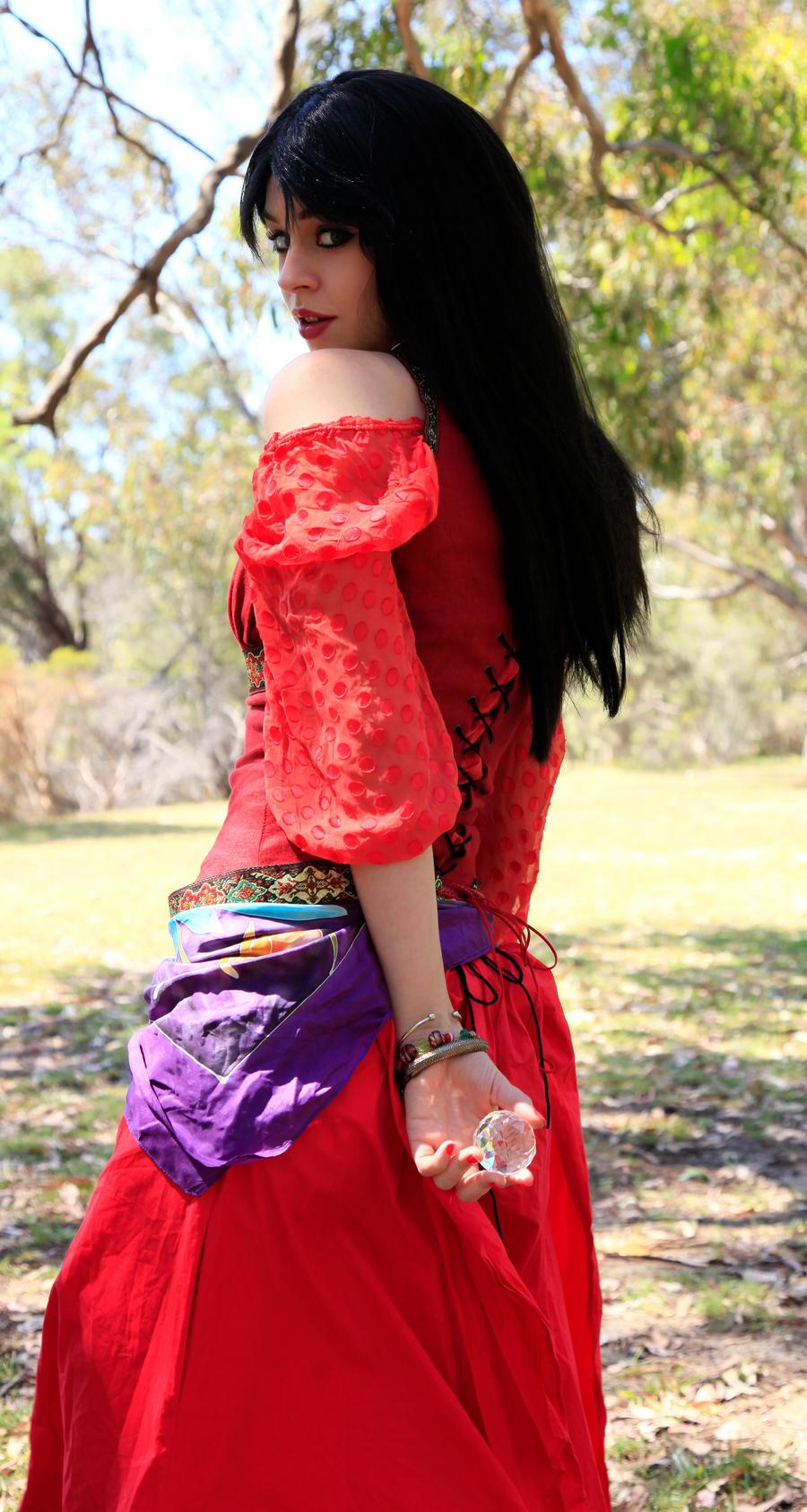 Gypsy Portrait8 by faestock