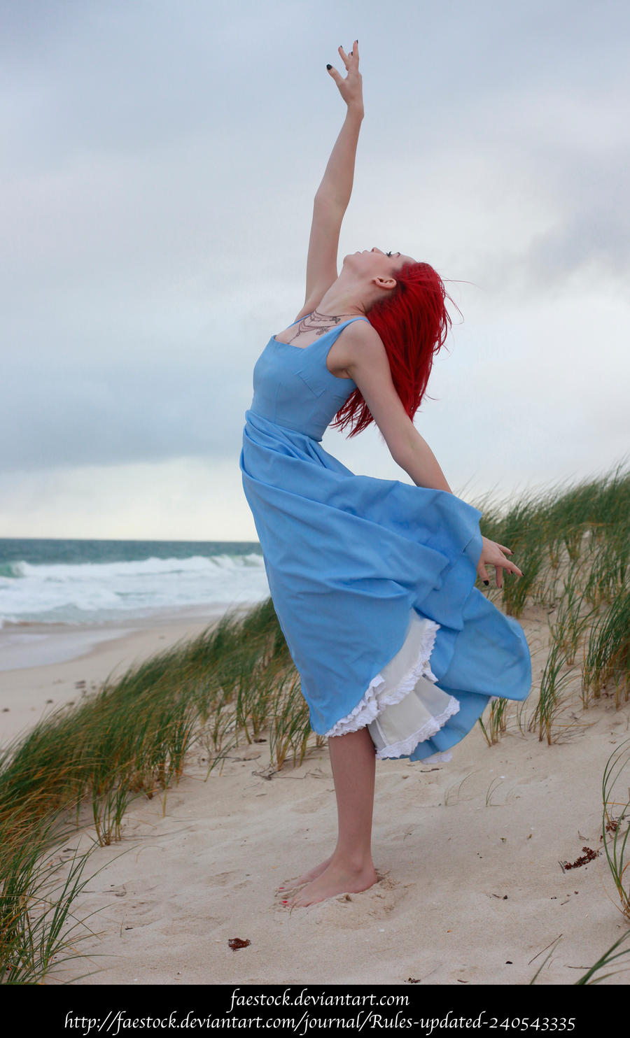 Blue Wind Preview by faestock