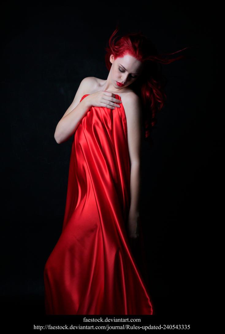 Escila y las Ninfas. Red_silk_3_by_faestock-d4lsavk