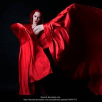 Red silk 4 by faestock