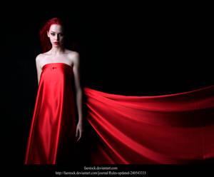 Red silk 16