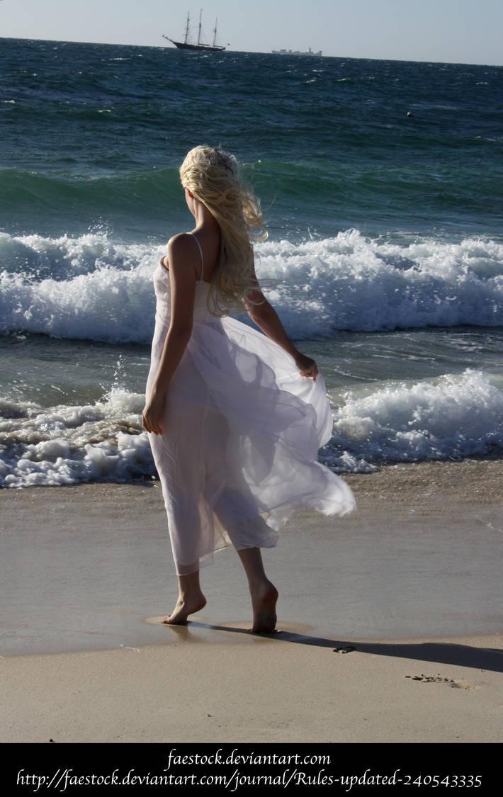 The Beach 4 by faestock
