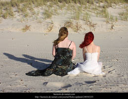 The Beach11 by faestock