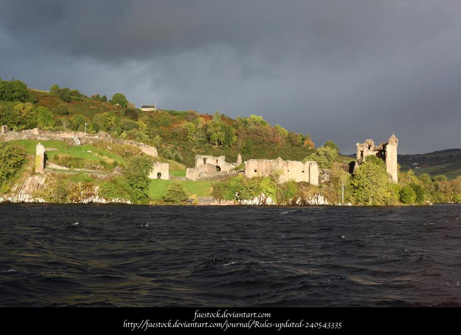 Loch Ness4 by faestock