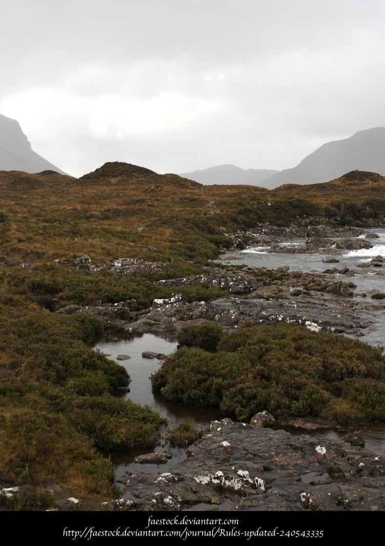 Scotland15 by faestock