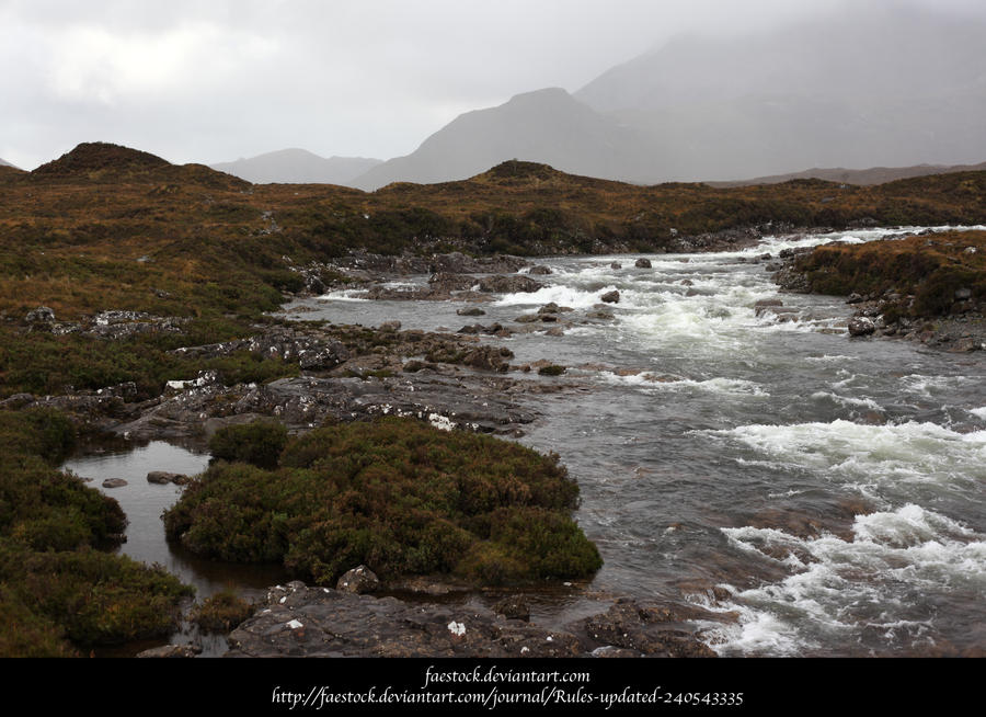 Scotland17 by faestock