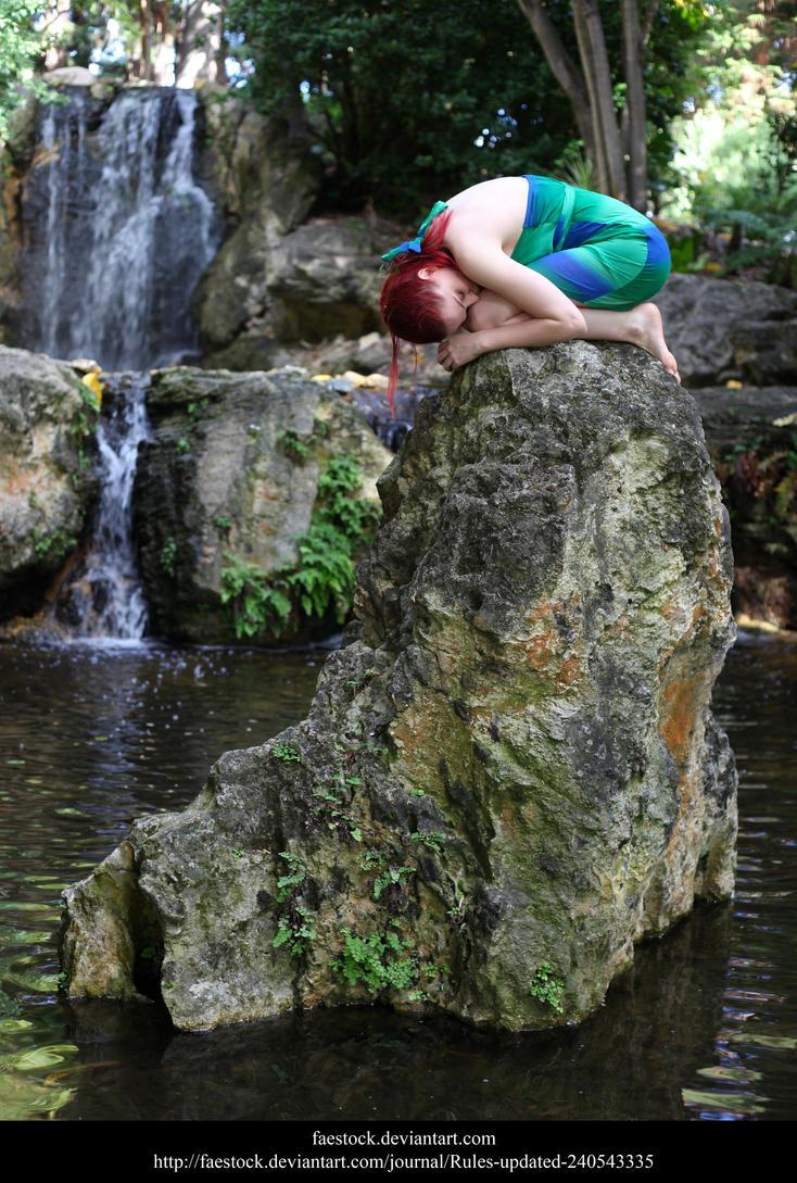 Waterfall10 by faestock