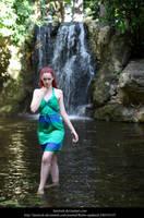Waterfall14 by faestock