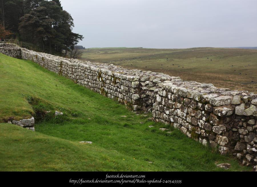 Hadrians25 by faestock