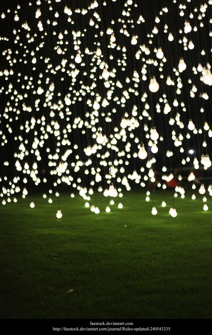 Lights by faestock