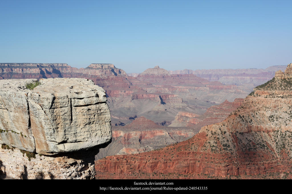 Grand Canyon6 by faestock
