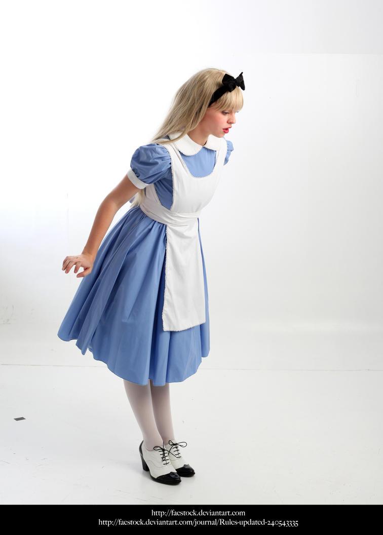 Alice5 by faestock