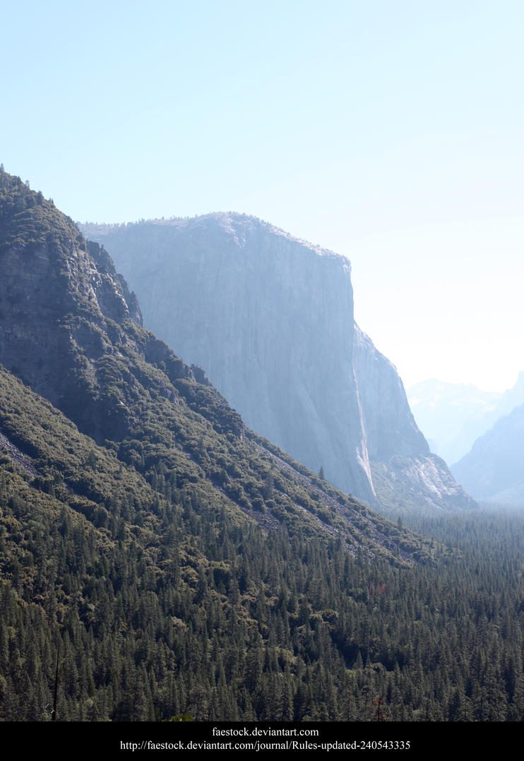 Yosemite2 by faestock