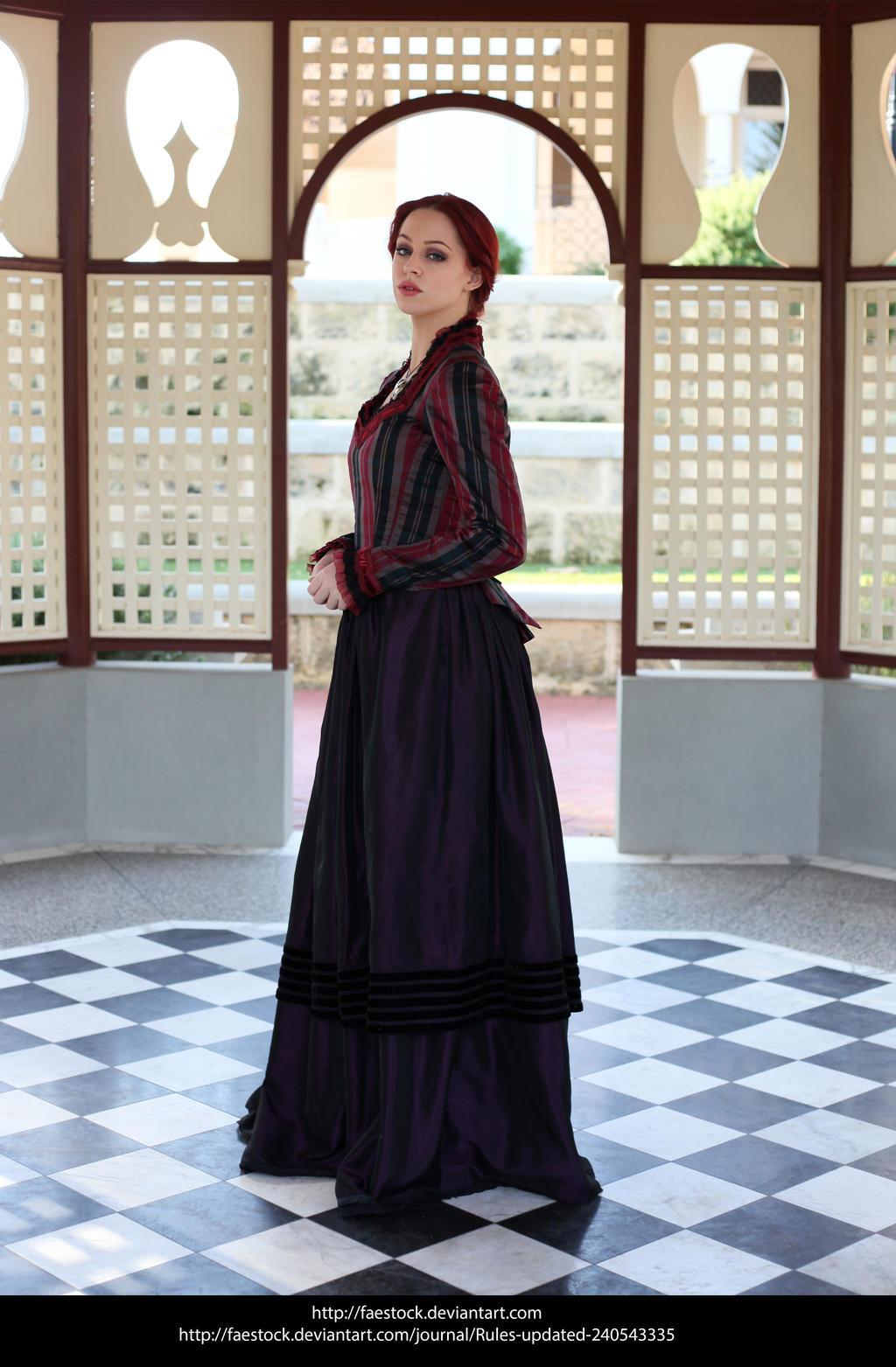Victoriana7 by faestock