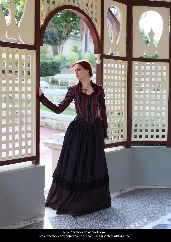 Victoriana13 by faestock
