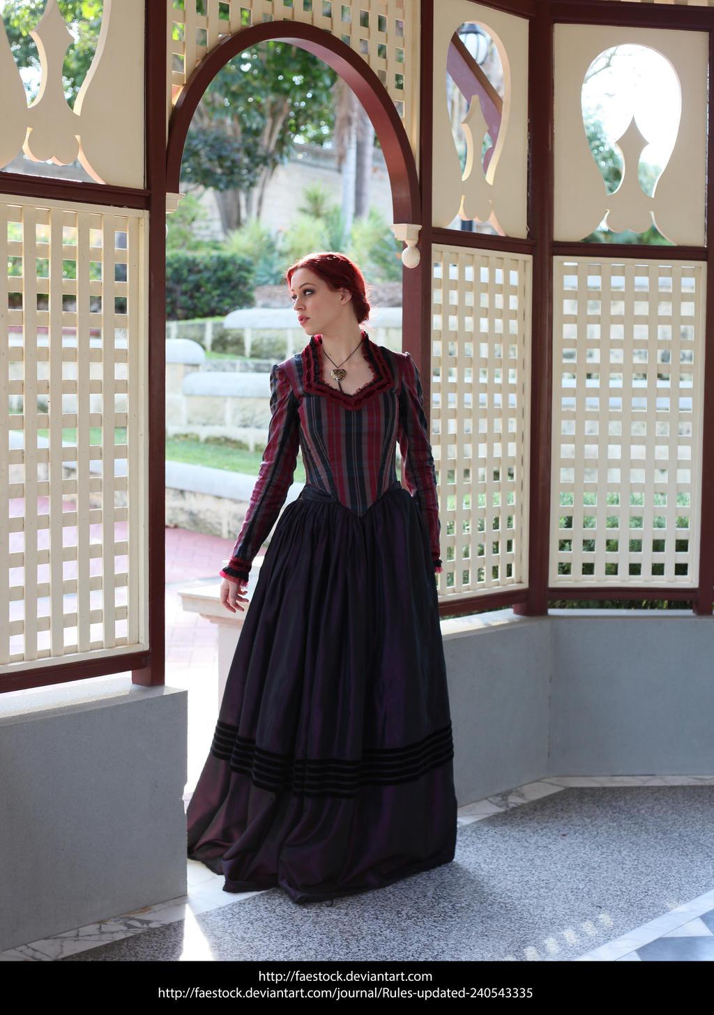 Victoriana15 by faestock