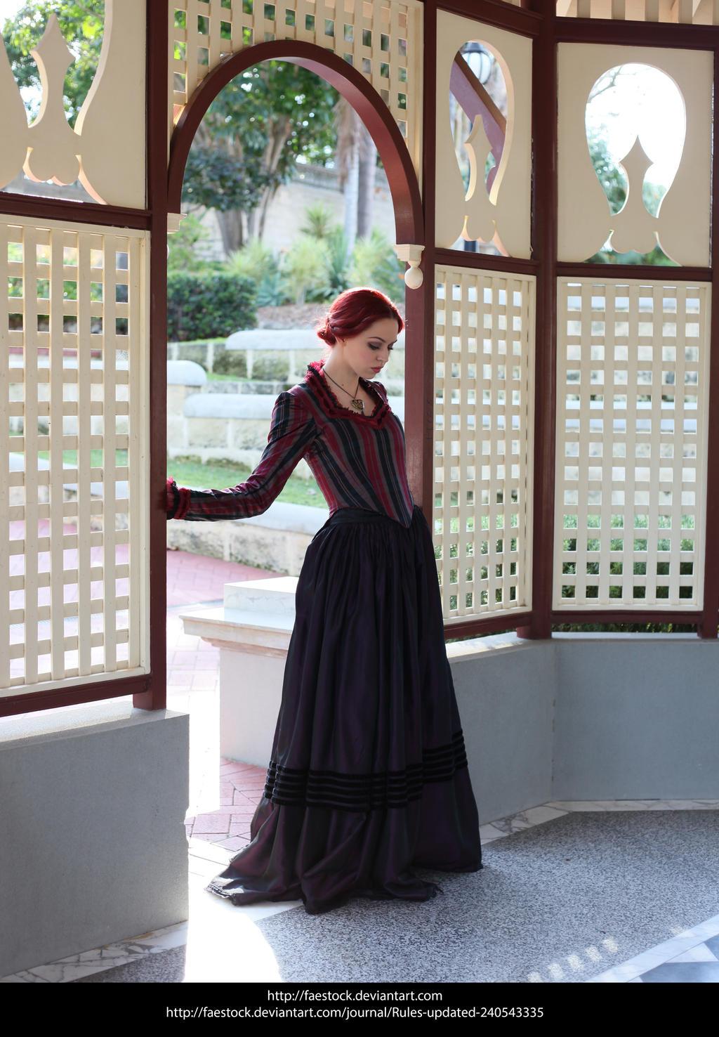 Victoriana17 by faestock