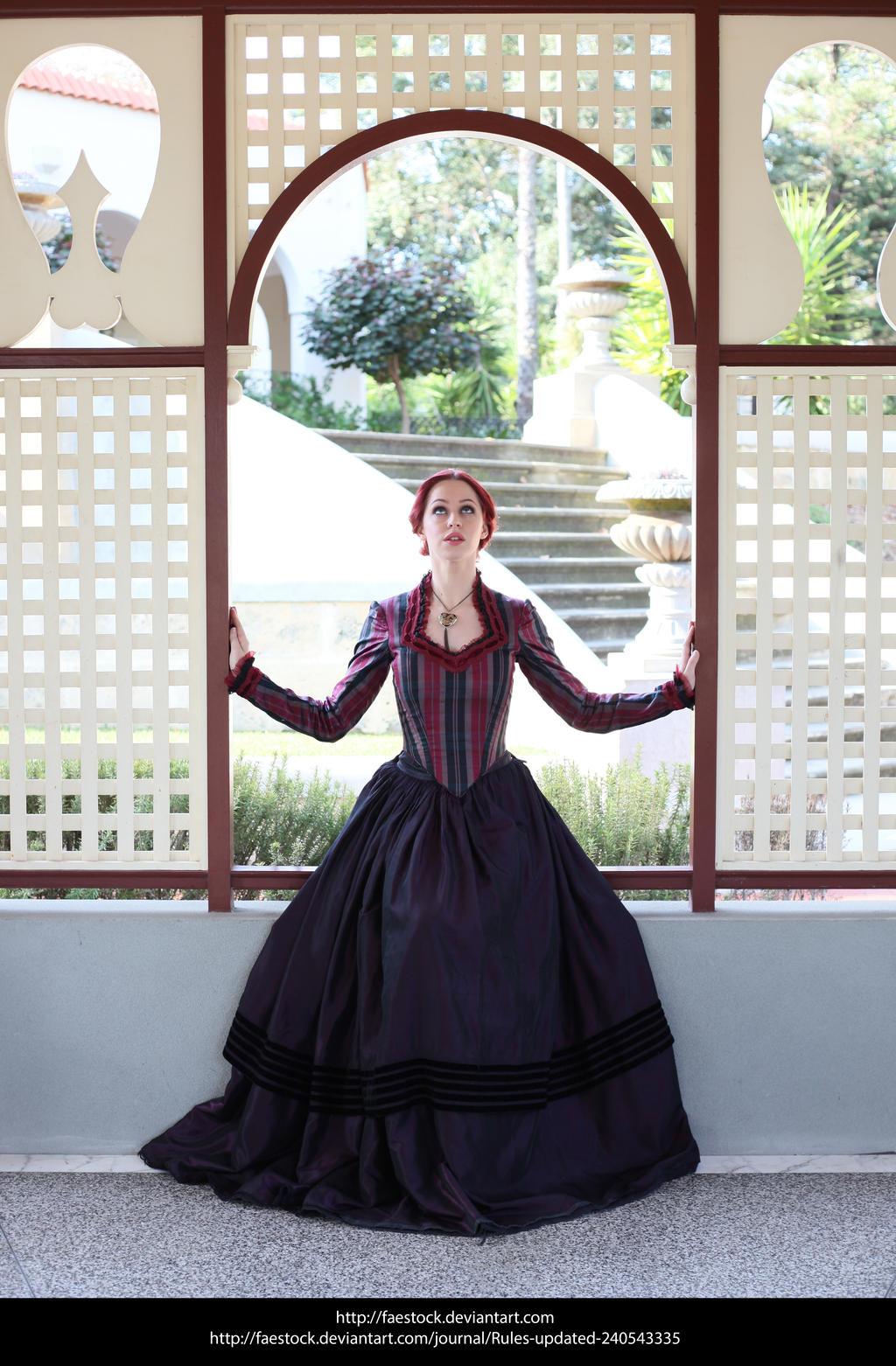 Victoriana23 by faestock