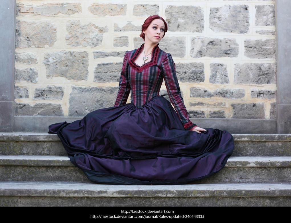 Victoriana36 by faestock