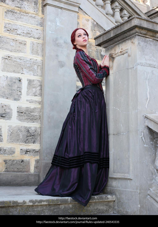 Victoriana55 by faestock