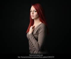 Studio portrait 2