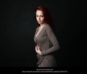 Studio portrait 3