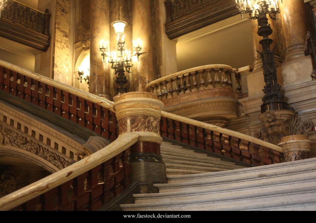 Paris Opera House 3 by faestock
