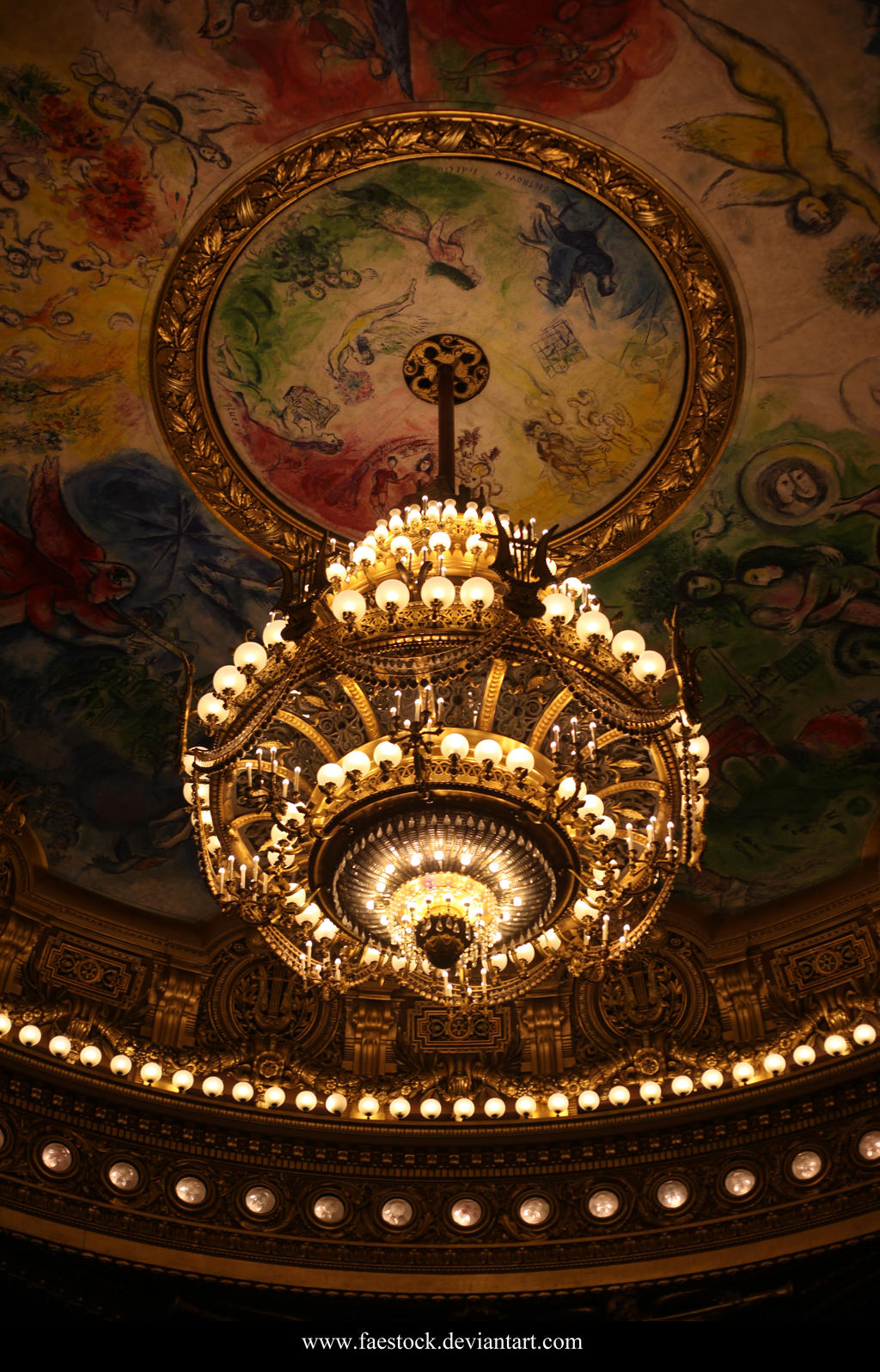 Paris Opera House12 by faestock