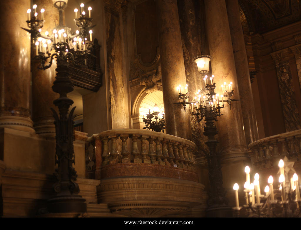 Paris Opera House14 by faestock