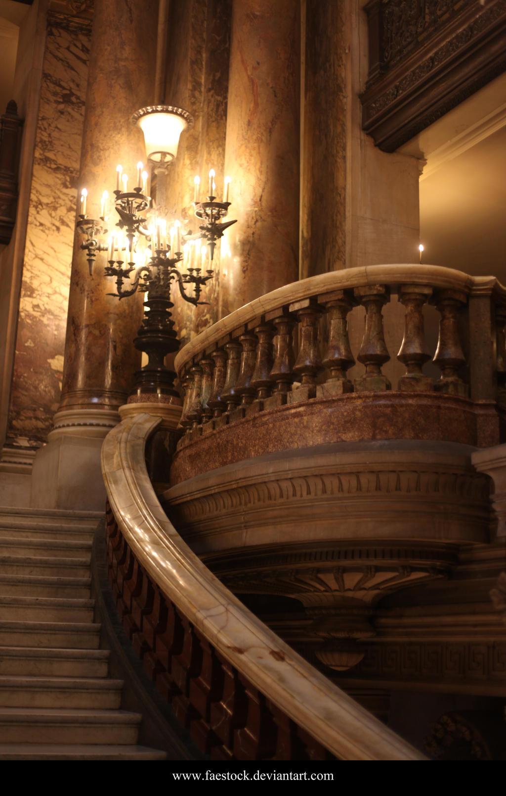 Paris Opera House16 by faestock