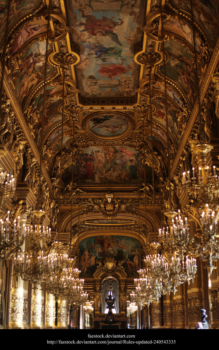 Paris Opera House19 by faestock