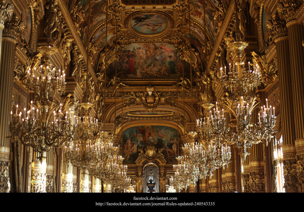 Paris Opera House21 by faestock
