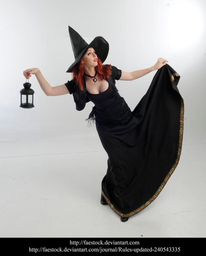 Witch35 by faestock