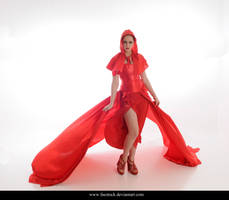 Red Riding Hood by faestock