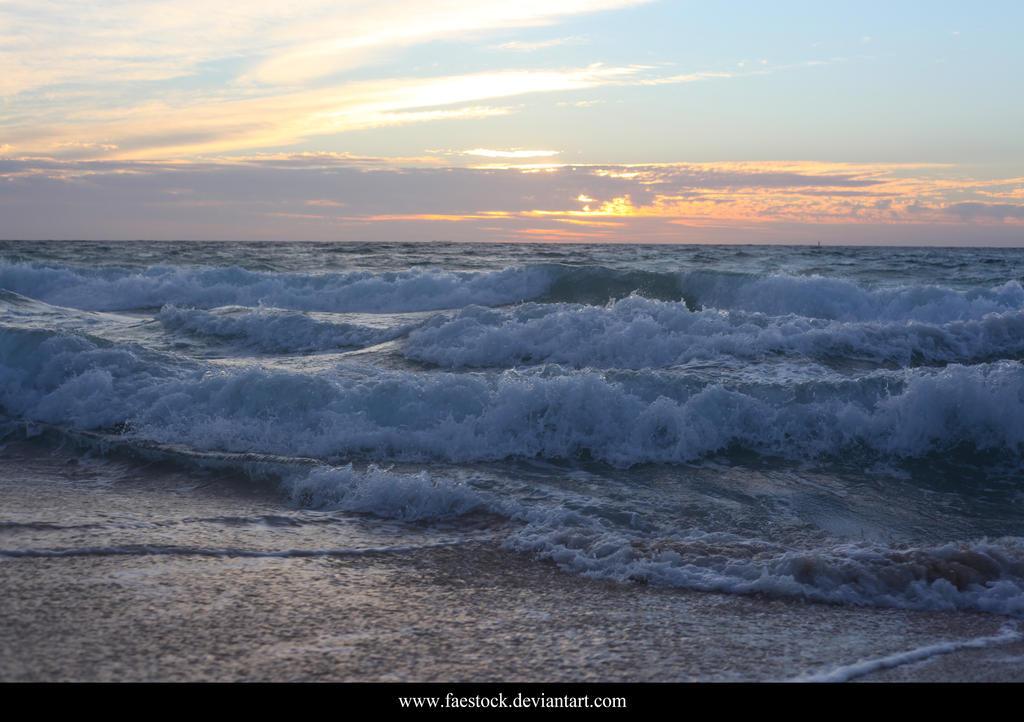 Waves 3 by faestock