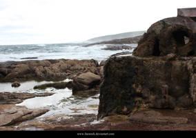 Eagle Rock - Landscape Reference8 by faestock