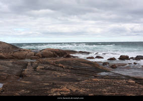 Eagle Rock - Landscape Reference11 by faestock