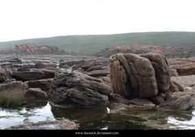 Eagle Rock - Landscape Reference13 by faestock