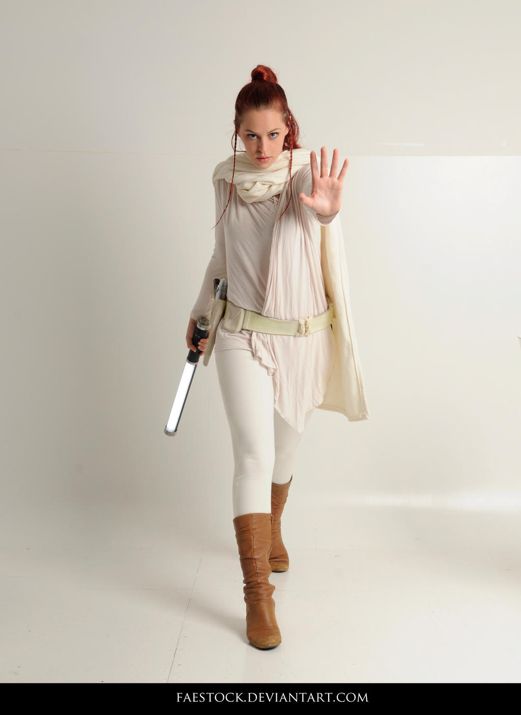 Jedi  - Stock Pose Reference 25