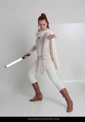 Jedi  - Stock Pose Reference 27 by faestock