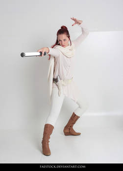 Jedi  - Stock Pose Reference 28