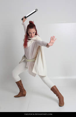 Jedi  - Stock Pose Reference 38