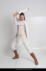 Jedi  - Stock Pose Reference 39