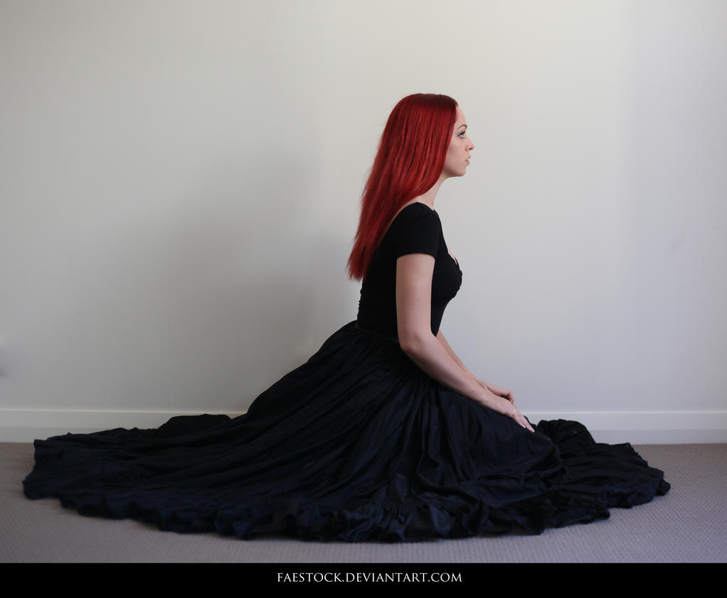 Briar - sitting pose reference 2 by faestock on DeviantArt