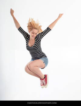 Jumping - Action Pose Reference